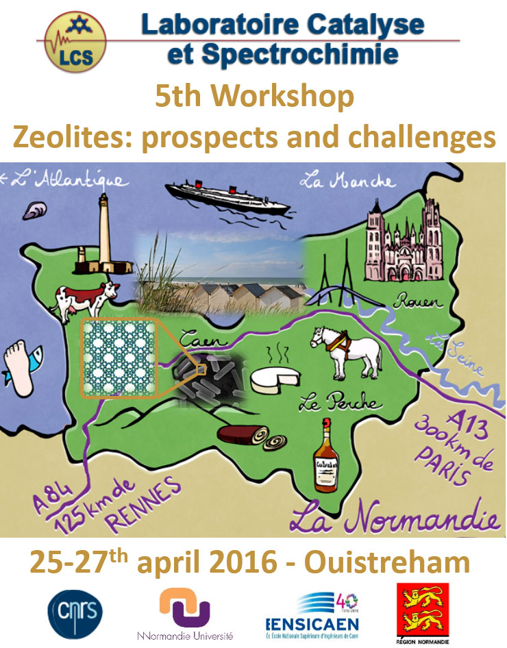 5th Zeolites: Prospects & Challenges